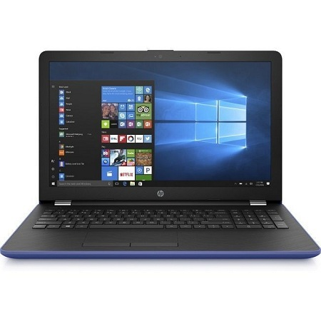 "HP 15-bw595ur (2PW84EA) (AMD E2 9000e 1500 MHz, 4Gb, 500Gb, UMA AMD Graphics, 15.6"", FHD (1920x1080), Windows 10, blue, WiFi, BT, Cam)"