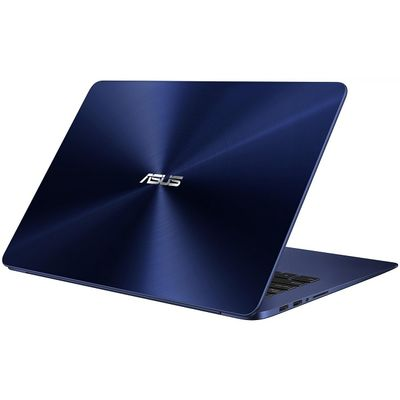 "ASUS UX530UQ-FY046T (90NB0EG2-M01370)( 15.6""(1920x1080 (матовый)), Intel Core i5 7200U(2.5Ghz), 8192Mb, 256SSDGb, noDVD, Ext:nVidia GeForce 940M(2048Mb), Cam, BT, WiFi, bag, war 2y, 1.6kg, dark blue, W10)"