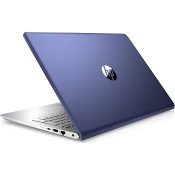 "HP Pavilion 15-cc523ur (2CT22EA)(Intel Core i3 7100U, 4Gb, 500Gb, Intel HD Graphics 620, 15.6"", FHD (1920x1080), Windows 10 64, blue, WiFi, BT, Cam)"