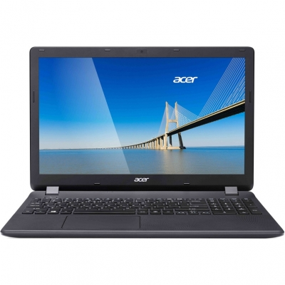 "Acer Extensa EX2519-P5PG (NX.EFAER.026) Pentium N3710, 2Gb, 500Gb, DVD-RW, Intel HD Graphics, 15.6"", HD (1366x768), Linux, black, WiFi, BT, Cam"