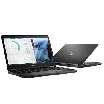 "Dell Latitude 5480 (5480-7843) Core i5 6200U, 8Gb, 256Gb SSD, Intel HD Graphics 520, 14"" FHD (1920x1080), 4G, Windows 7 Professional Multi Language 64 +Win 10 Pro, black, WiFi BT, Cam"