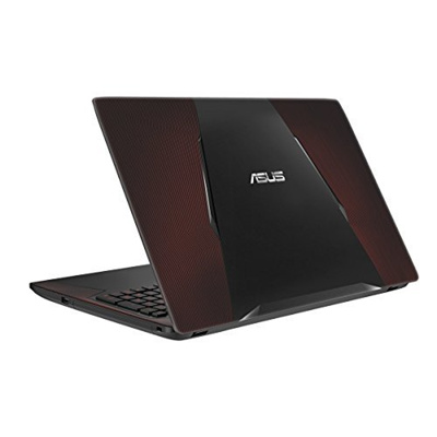 "Asus FX553VE-FY177 (90NB0DX4-M06930) Core i7 7700HQ, 8Gb, 1Tb, DVD-RW, nVidia GeForce GTX 1050 Ti 4Gb, 15.6"" FHD (1920x1080), Endless, black, WiFi, BT, Cam"
