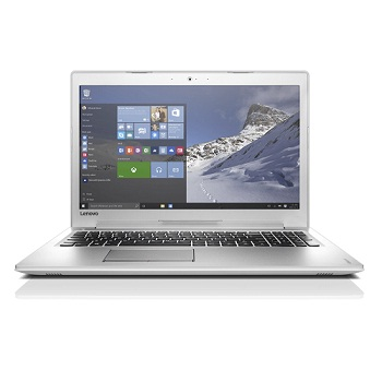 Lenovo IdeaPad 510-15IKB (80SV00QERK) 15.6'' FHD(1920x1080) nonGLARE, Intel Core i5-7200U 2.50GHz Dual, 4GB, 256GB SSD, GF 940MX 2GB, noDVD, WiFi, BT4.1, 1.0MP, 4in1, 2cell, 2.20kg, W10, 1Y, WHITE