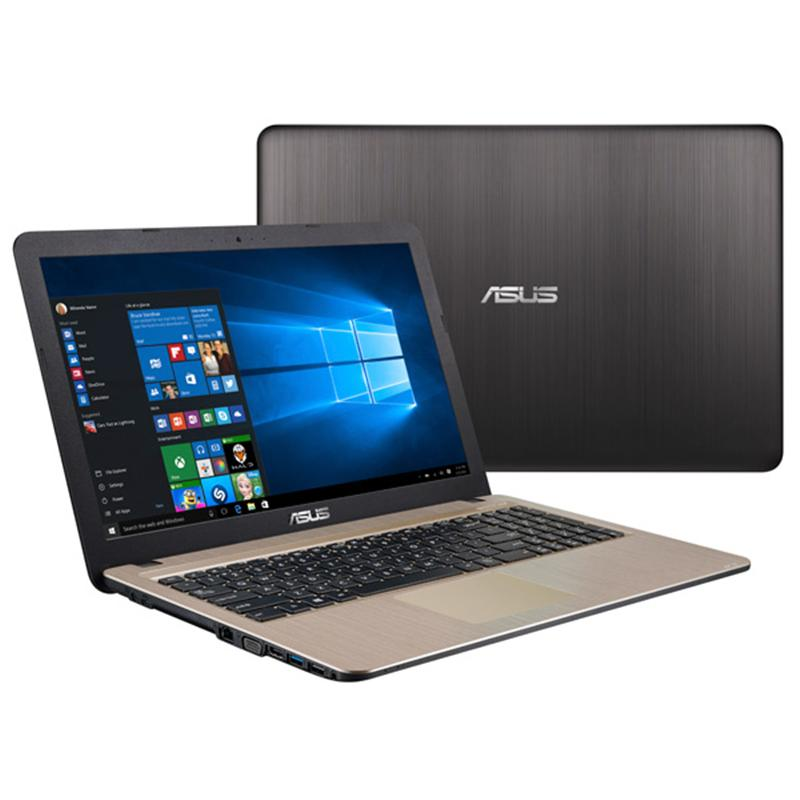 "Asus VivoBook X540UV-DM023 (90NB0HE1-M00240) Core i7 7500U, 8Gb, 1Tb, DVD-RW, nVidia GeForce 920MX 2Gb, 15.6"" FHD (1920x1080), Endless, black, WiFi, BT, Cam"