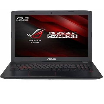 "Asus ROG GL552VW-CN926D (90NB09I3-M11930) ( Intel Core i5 6300HQ,  8Gb,  1Tb,  SSD128Gb,  DVD-RW,  nVidia GeForce GTX 960M 4Gb,  15.6"",  FHD (1920x1080),  Free DOS,  grey,  WiFi,  BT,  Cam,  3150mAh)"