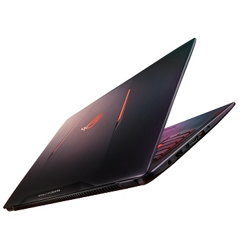 "ASUS ROG GL502VS (90NB0DD1-M05040) Intel i7 7700HQ,  16GB,  1TB 5400+128GB SSD,  NO ODD,  15,6"" FHD IPS Anti-Glare,  NV GTX1070M 8GB GDDR5,  Camera,  Wi-Fi,  Endless"