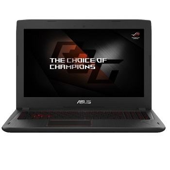 "ASUS ROG FX502VM (90NB0DR5-M01960) Intel i7 6700HQ,  8GB,  1TB+256GB SSD,  NO ODD,  15,6"" FHD IPS Anti-Glare,  NV GTX1060 3GB,  Camera,  Wi-Fi,  Windows 10"