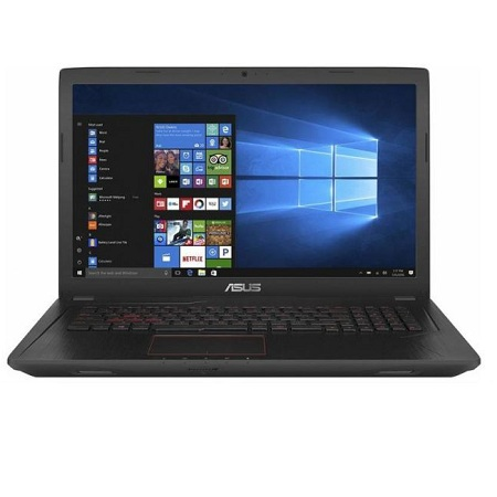 "Asus FX553VD-E41200 (90NB0DW4-M19310) Core i5 7300HQ, 8Gb, 1Tb, DVD-RW, nVidia GeForce GTX 1050 2Gb, 15.6"" FHD (1920x1080), Endless, black, WiFi, BT, Cam"