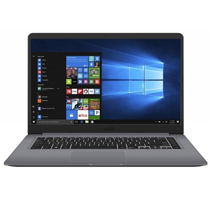 ASUS S510UN-BQ341 (90NB0GS5-M05870) Intel Core i5 7200U (2.5Ghz), 8192Mb, 1000Gb+128Gb SSD, 15.6