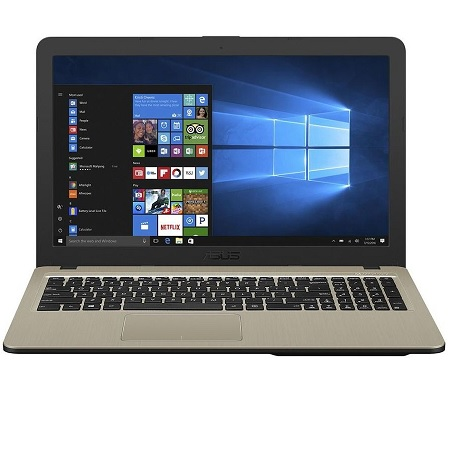 "Asus VivoBook X540MA-DM298 (90NB0IR1-M04600)(Intel Celeron N4100, 4Gb, 1Tb, Intel UHD Graphics 600, 15.6"", FHD (1920x1080), Endless, black, WiFi, BT, Cam)"
