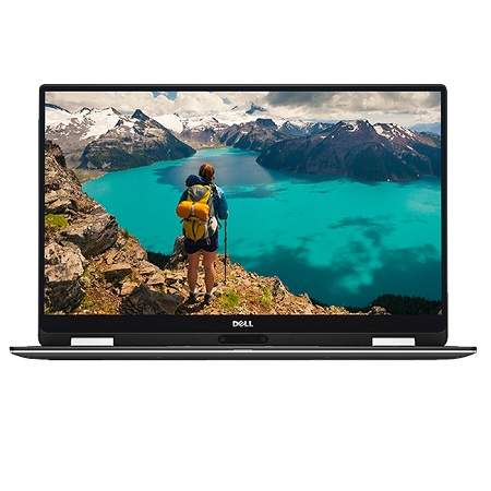 "Dell XPS 13 (9365-0932) (Intel Core i5 7Y54, 8Gb, SSD256Gb, Intel HD Graphics 615, 13.3"", IPS, Touch, QHD+ (3200x1800), Windows 10 Professional 64, silver, WiFi, BT, Cam)"