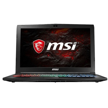 MSI GP62M 7RDX(Leopard)(9S7-16J9B2-1007) 15.6'' FHD(1920x1080) nonGLARE,  Intel Core i7-7700HQ 2.80GHz Quad,  16GB,  1TB,  GF GTX1050 2GB,  HM175,  noDVD,  WiFi,  BT4.2,  1.0MP,  SDXC,  6cell,  2.20kg,  DOS,  1Y,  BLACK