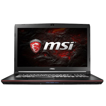 MSI GP72 7QF(Leopard Pro)(9S7-179553-1046) 17.3'' FHD(1920x1080) nonGLARE,  Intel Core i7-7700HQ 2.80GHz Quad,  8GB,  1TB,  GF GTX960M 2GB,  HM175,  DVD-RW,  WiFi,  BT4.2,  1.0MP,  SDXC,  2.70kg,  W10,  1Y,  BLACK