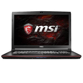 MSI GP72 7RDX Kabylake(9S7-1799B3-489) i5-7300HQ+HM175,  16GB DDRIV,  1TB,  Super Multi,  17.3