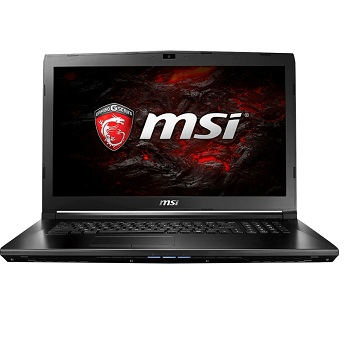 MSI GL72 7QF-1043RU (9S7-179586-1043) 17.3'' FHD(1920x1080) nonGLARE,  Intel Core i5-7300HQ 2.50GHz Quad,  16GB,  1TB,  GF GTX960M 2GB,  HM175,  DVD-RW,  WiFi,  BT4.2,  1.0MP,  SDXC,  6cell,  2.70kg,  W10,  1Y,  BLACK