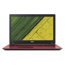 "Acer Aspire A315-53G-36DJ (NX.H48ER.003) Core i3 7020U, 4Gb, 500Gb, nVidia GeForce Mx130 2Gb, 15.6"" FHD (1920x1080), Linux, red, WiFi, BT, Cam, 3246mAh"