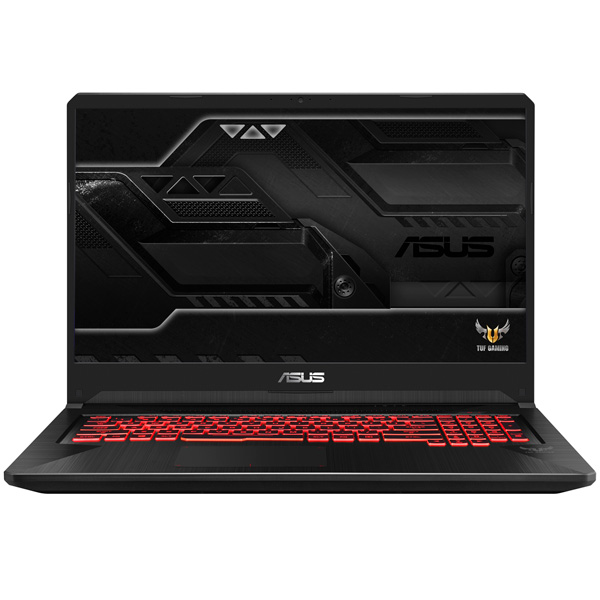 ASUS TUF GAMING FX705GD-EW102T (90NR0112-M02980) Intel Core i7 8750H (2.2Ghz), 16384Mb, 1000+128Gb SSD, noDVD, 17.3