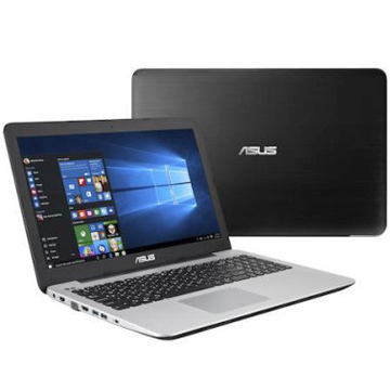 "ASUS X555UJ (90NB0AG2-M01460) Intel Core i7 6500U 2500 MHz, 15.6"", 1366x768, 4.0Gb, 1000Gb, DVD-RW, NVIDIA GeForce 920M, Wi-Fi, Bluetooth, Win 10)"