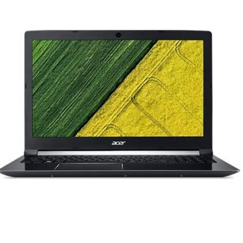 "Acer Aspire 7 A715-71G-587T (NH.GP8ER.005)(Intel Core i5-7300HQ,  8GB DDR4,  1TB+128GB SSD,  No ODD,  15.6"" FHD LCD,  GTX 1050 2GB GDDR5,  WiFi+BT,  Windows 10 Home,  Black)"