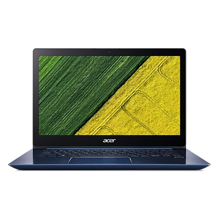 "Acer Swift 3 SF314-52-37VD (NX.GPLER.008)(Intel Core i3 7100U, 8Gb, SSD128Gb, Intel HD Graphics 520, 14"", IPS, FHD (1920x1080), Linux, blue, WiFi, BT, Cam, 3315mAh)"