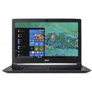 Acer Aspire A715-72G-53L5 (NH.GXBER.004) Core i5 8300H, 8Gb, 1Tb, nVidia GeForce GTX 1050 4Gb, 15.6