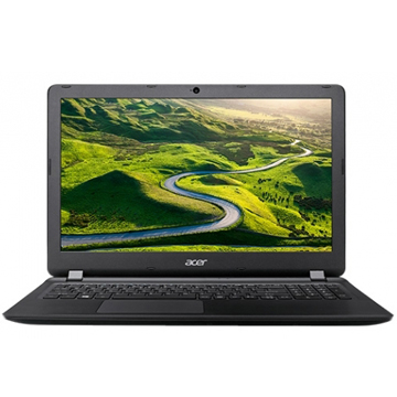 "Acer Aspire ES1-533-C8M1 (NX.GFTER.044) Celeron N3350, 4Gb, 500Gb, DVD-RW, Intel HD Graphics 500, 15.6"" HD (1366x768), Linux, black, WiFi, BT, Cam"