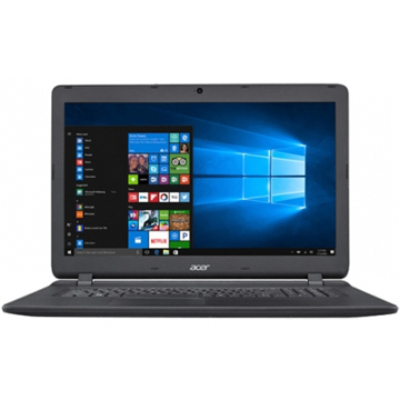 "Acer Aspire ES1-732-C1LN (NX.GH4ER.014) Celeron N3350, 4Gb, 500Gb, Intel HD Graphics 500, 17.3"" HD+ (1600x900), Windows 10, black, WiFi, BT, Cam, 3220mAh"