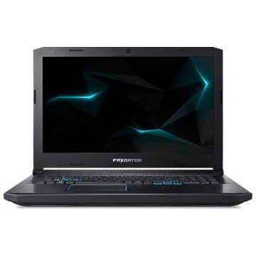 "Acer Predator Helios 500 PH517-61-R7AM (NH.Q3GER.004) AMD Ryzen 7 2700, 16Gb, 1Tb, 512Gb SSD, AMD Radeon Rx Vega 56 8Gb, 17.3"" IPS FHD (1920x1080), Windows 10, black, WiFi, BT, Cam, 4810mAh"