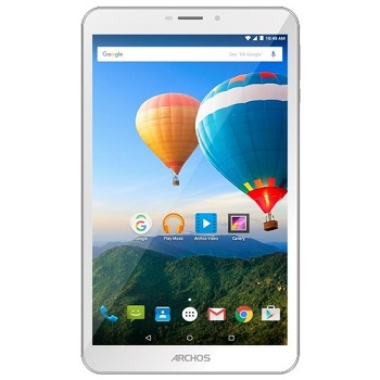 Archos 80D Xenon (503181) 3G,  8'',  1280x800,  1GB,  16GB,  Mediatek MK8312 2хCore 1.3Ghz,  2xSIM,  Micro USB,  MicroSD,  Camera,  Wi-Fi,  BT,  4200mAh,  Android 5.1.1 Lollipop