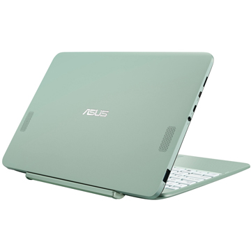 "Asus T101HA-GR031T (90NB0BK2-M05350) Atom X5 Z8350, 4Gb, 64Gb SSD, Intel HD Graphics 400, 10.1"" Touch WXGA (1280x800), Windows 10, green, WiFi, BT, Cam"
