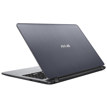 "Asus X507UB-EJ043 (90NB0HN1-M00780) Core i3 6006U, 4Gb, 1Tb, nVidia GeForce Mx110 2Gb, 15.6"" FHD (1920x1080), Endless, grey, WiFi, BT, Cam"