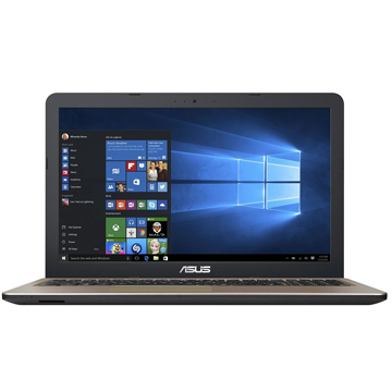 "Asus VivoBook X540MA-GQ297 (90NB0IR1-M04590) Pentium Silver N5000, 4Gb, 500Gb, Intel UHD Graphics 605, 15.6"" HD (1366x768), Endless, black, WiFi, BT, Cam"