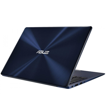 "Asus Zenbook UX331UA-EG156T (90NB0GZ1-M04880) Core i3 8130U, 4Gb, 128Gb SSD, Intel UHD Graphics 620, 13.3"" FHD (1920x1080), Windows 10, dk.blue, WiFi, BT, Cam, Bag"