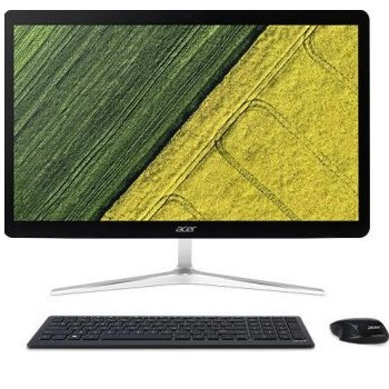 "Acer Aspire U27-880 (DQ.B8SER.005) (27"" Full HD  1920x1080 Touch  Intel i5 7200U (2.5), 8Gb, 1Tb 5.4k, SSHD16Gb, HDG620, CR, Windows 10, GbitEth, WiFi, BT, 90W, клавиатура, мышь, Cam, серебристый)"