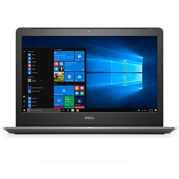 Dell Vostro 5468 (5468-9944) Intel i5-7200U 2500 МГц,  8GB,  256GB SSD, Intel® HD Graphics 620, DVD no, 14'' HD 1366х768,  W10,  Grey