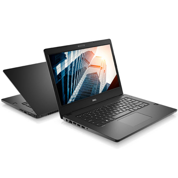 "Dell Latitude 3480 (3480-7635) Core i3 6006U, 4Gb, 500Gb, Intel HD Graphics HD 520, 14"" HD (1366x768), Windows 10 Professional 64, black, WiFi, BT, Cam"