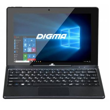 "Digma CITI 1802 3G (ES1061EG) Cherry Trail Z8300 (1.4) 4C, RAM4Gb, ROM64Gb 10.1"" IPS 1280x800, 3G, Windows 10, графит, 2Mpix, 2Mpix, BT, WiFi, Touch, microSDHC 128Gb, GPRS, EDGE, mHDMI, minUSB, 6000mAh, 8hr, 120hrs"