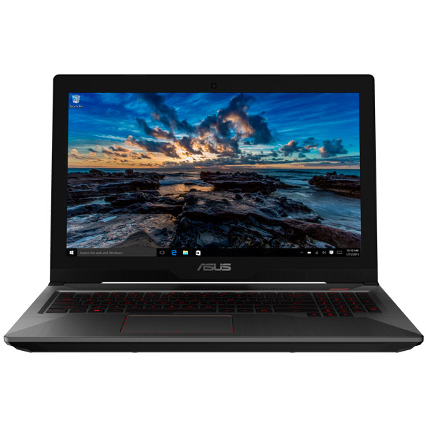 "ASUS ROG FX503VD (90NR0GN1-M02770) Intel Core i5 7300HQ, 8GB, 1TB SSH (1TB +8GB SSD), NO ODD, 15.6"" FHD IPS Anti-Glare, NVIDIA GeForce GTX 1050 2GB, Camera, Wi-Fi, Windows 10"