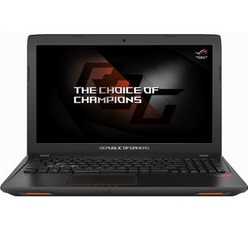 "ASUS ROG GL753VD (90NB0DM2-M09270) Intel i5 7300HQ, 12Gb, 1Tb+256Gb SSD, No ODD, 17.3"" FHD IPS, NVIDIA GeForce GTX 1050 2GB GDDR5, Camera, Wi-Fi, ENDLESS, Black"