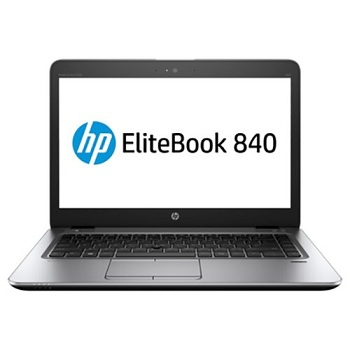 "HP EliteBook 840 G3 (Z2V52EA) 14""(2560x1440),  Intel Core i5 7200U(2.5Ghz),  8192Mb,  256SSDGb,  noDVD,  Int:Intel HD Graphics 620,  Cam,  BT,  WiFi,  45WHr,  war 3y,  1.46kg,  silver,  black metal,  W10Pro"
