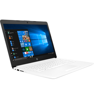 "HP 14-ck0004ur (4GK29EA) Celeron N4000, 4Gb, 500Gb, Intel HD Graphics 600, 14"" SVA HD (1366x768), Free DOS, white, WiFi, BT, Cam"