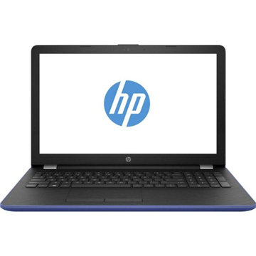 "HP 15-bs613ur (2QJ05EA) 15.6""(1920x1080), Intel Core i3 6006U(2Ghz), 4096Mb, 1000Gb, DVDrw, Ext:Radeon 520 2GB(2048Mb), Cam, BT, WiFi, 41WHr, war 1y, 2.1kg, Marine Blue, Win 10"