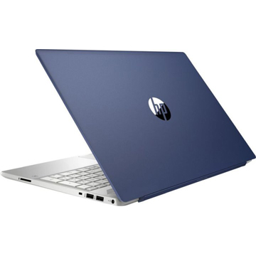 "HP 15-cw0001ur (4HF13EA) AMD Ryzen 3 2300U, 8Gb, 1Tb, AMD Radeon Vega 6, 15.6"" IPS FHD (1920x1080), Windows 10 64, blue, WiFi, BT, Cam"