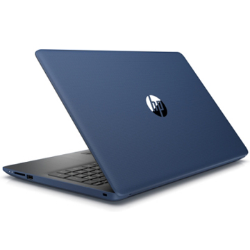"HP 15-da0172ur (4MK29EA) Core i5 8250U, 4Gb, 1Tb, 16Gb iOpt, nVidia GeForce Mx110 2Gb, 15.6"" FHD (1920x1080), Windows 10, blue, WiFi, BT, Cam"