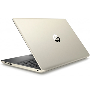 "HP 15-da0174ur (4MU61EA) Core i5 8250U, 4Gb, 1Tb, 16Gb iOpt, nVidia GeForce Mx110 2Gb, 15.6"" IPS FHD (1920x1080), Windows 10, gold, WiFi, BT, Cam"