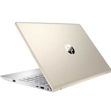 "HP Pavilion 15-ck007ur (2PP70EA) Core i7 8550U, 8Gb, 1Tb, 128Gb SSD, nVidia GeForce Mx150 2Gb, 15.6"" IPS FHD (1920x1080), Windows 10, gold, WiFi, BT, Cam"