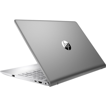 "HP Pavilion 15-ck003ur (2PP66EA) (Slim bezel) Intel Core i5 8250U(1.6Ghz), 4096Mb, 1000Gb, noDVD, 15.6""(1920x1080), Intel HD, Cam, BT, WiFi, Mineral Silver, Win 10"