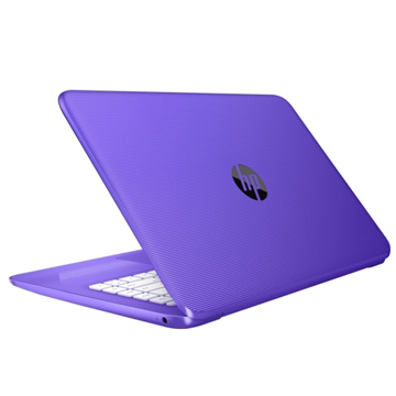 "HP Stream 14-ax001ur (Y5V45EA) Celeron N3050, 2Gb, 32Gb SSD, Intel HD Graphics, 14"" HD (1366x768), Windows 10 64, violet, WiFi, BT, Cam"