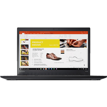 "Lenovo ThinkPad T470s (20HF004MRT) Core i7 7500U, 16Gb, 512Gb SSD, Intel HD Graphics, 14"" IPS FHD (1920x1080), 4G, Windows 10 Professional, black, WiFi, BT, Cam"