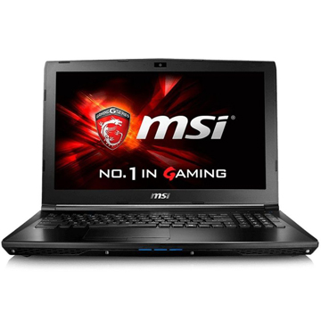 "MSI GL62 6QE Skylake(9S7-16J562-1698) i5-6300HQ+HM170,  8GB DDR IV,  1TB,  Super Multi ,  15.6"" FHD, eDP,  GTX 950M, 2GB DDR5,  WiFi+BT,  Win 10,  Black"